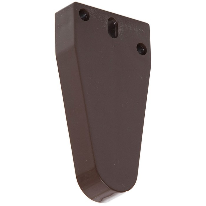 Rr39br Polypipe Gutter Spacer Plate Brown