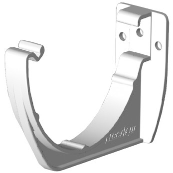 Freeflow 116mm Deep Gutter Fascia Bracket - White