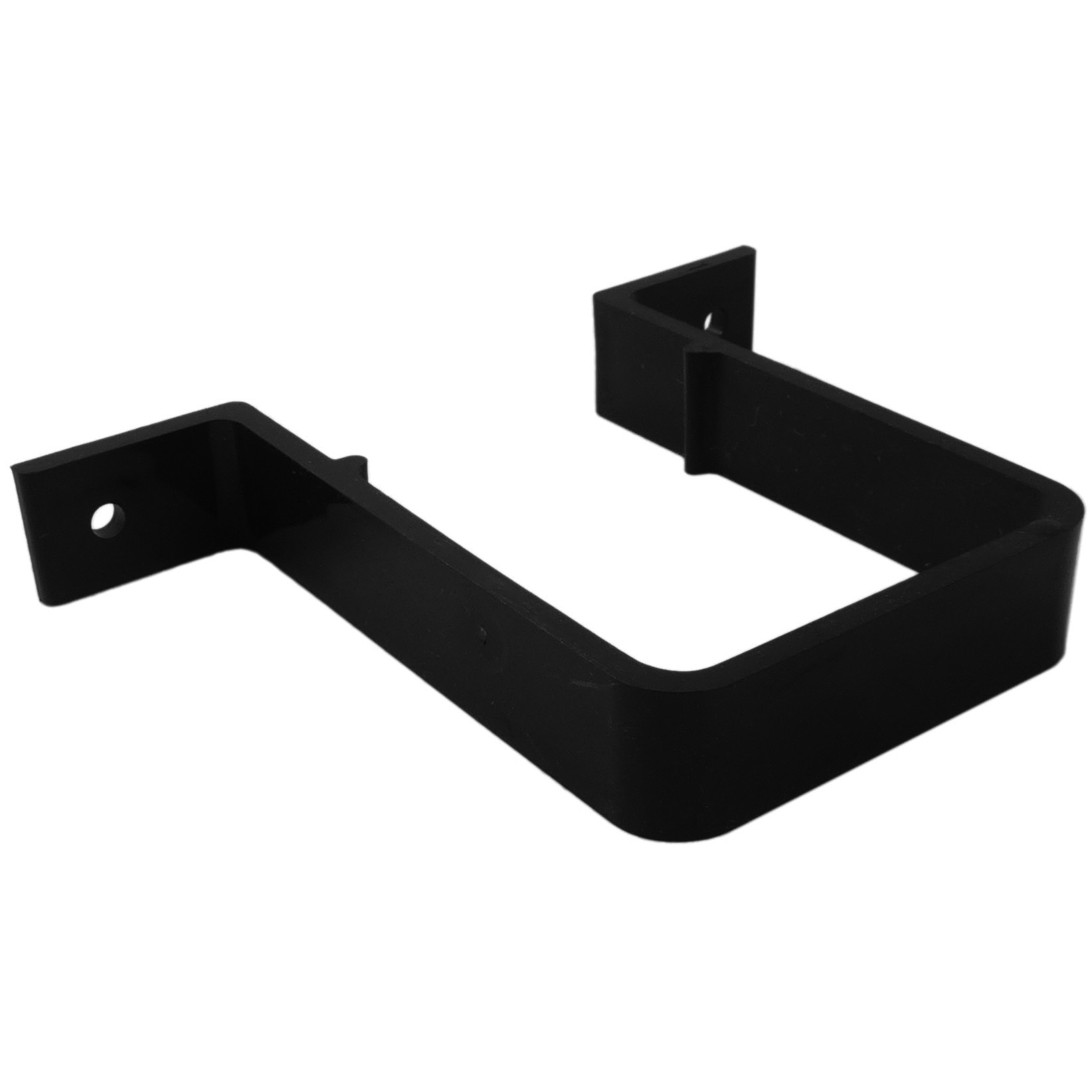 Freeflow 65mm Square Down Pipe Clip (Standard) - Black