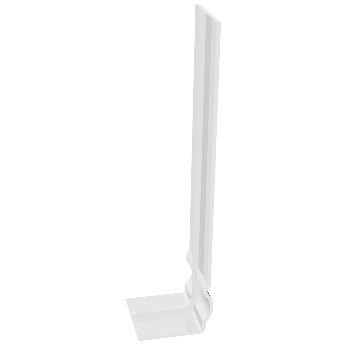 Freefoam Magnum Ogee Fascia Joiner (Double) - White