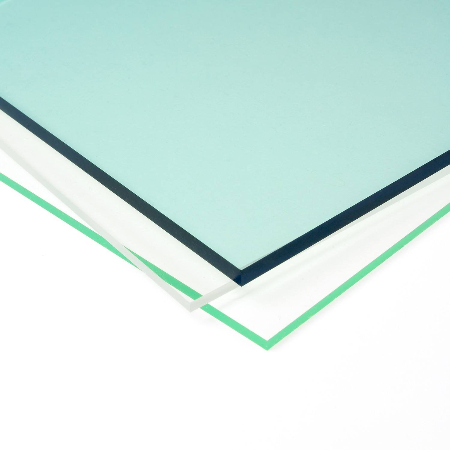 PSD 4mm A4 Size Extruded Acrylic Plastic Sheet - Clear, 210mm x 297mm