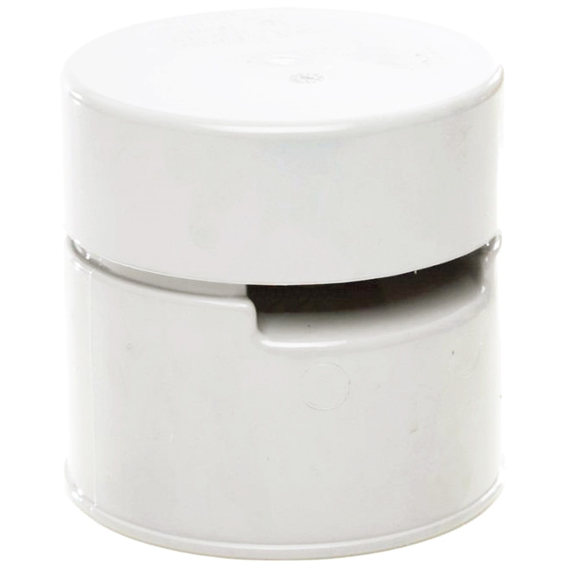 Polypipe 110mm Soil Solvent Air Admittance Valve - White