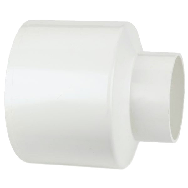 Polypipe 110mm Soil to Waste Reducer - White