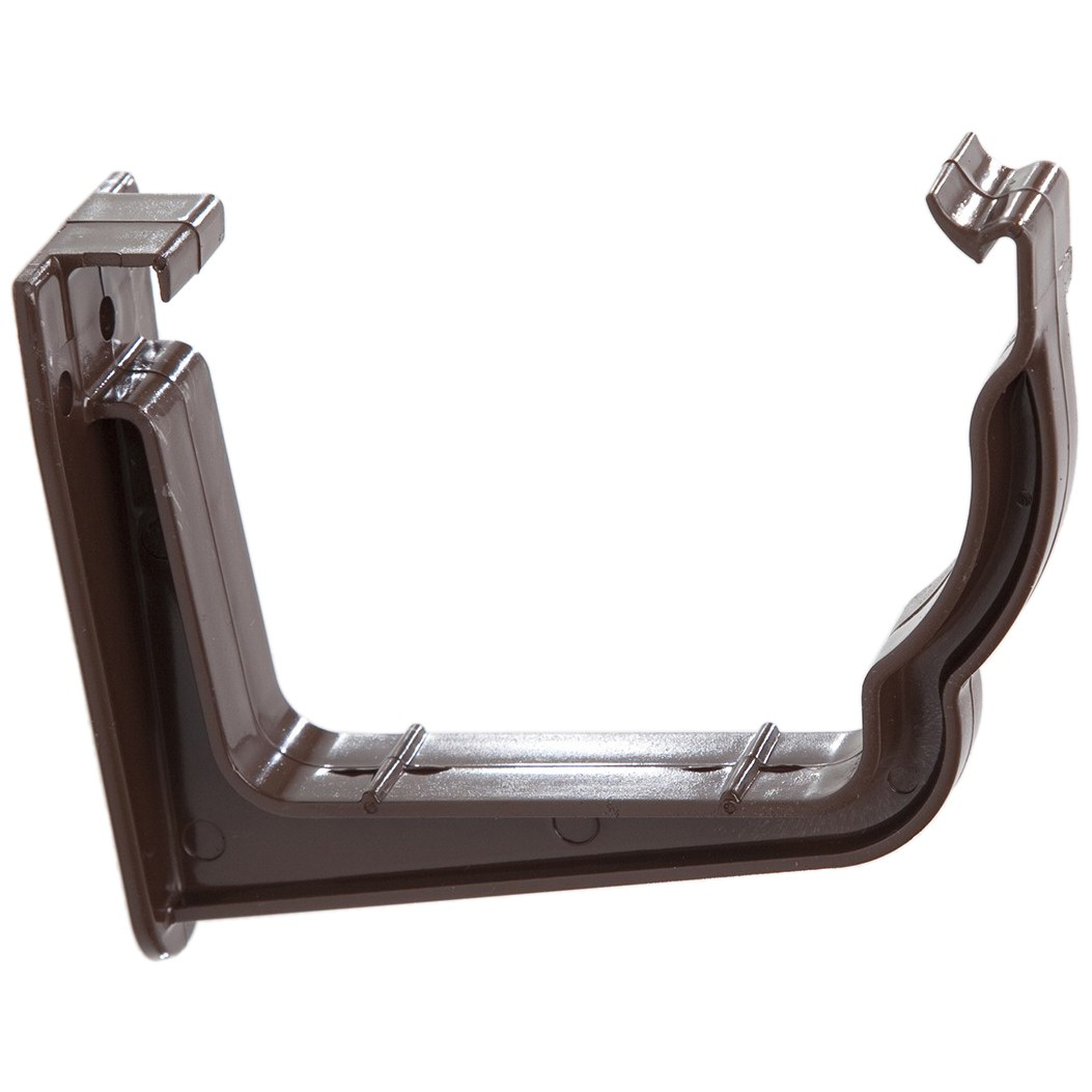 Polypipe 117mm Sovereign High Capacity Fascia Bracket - Brown