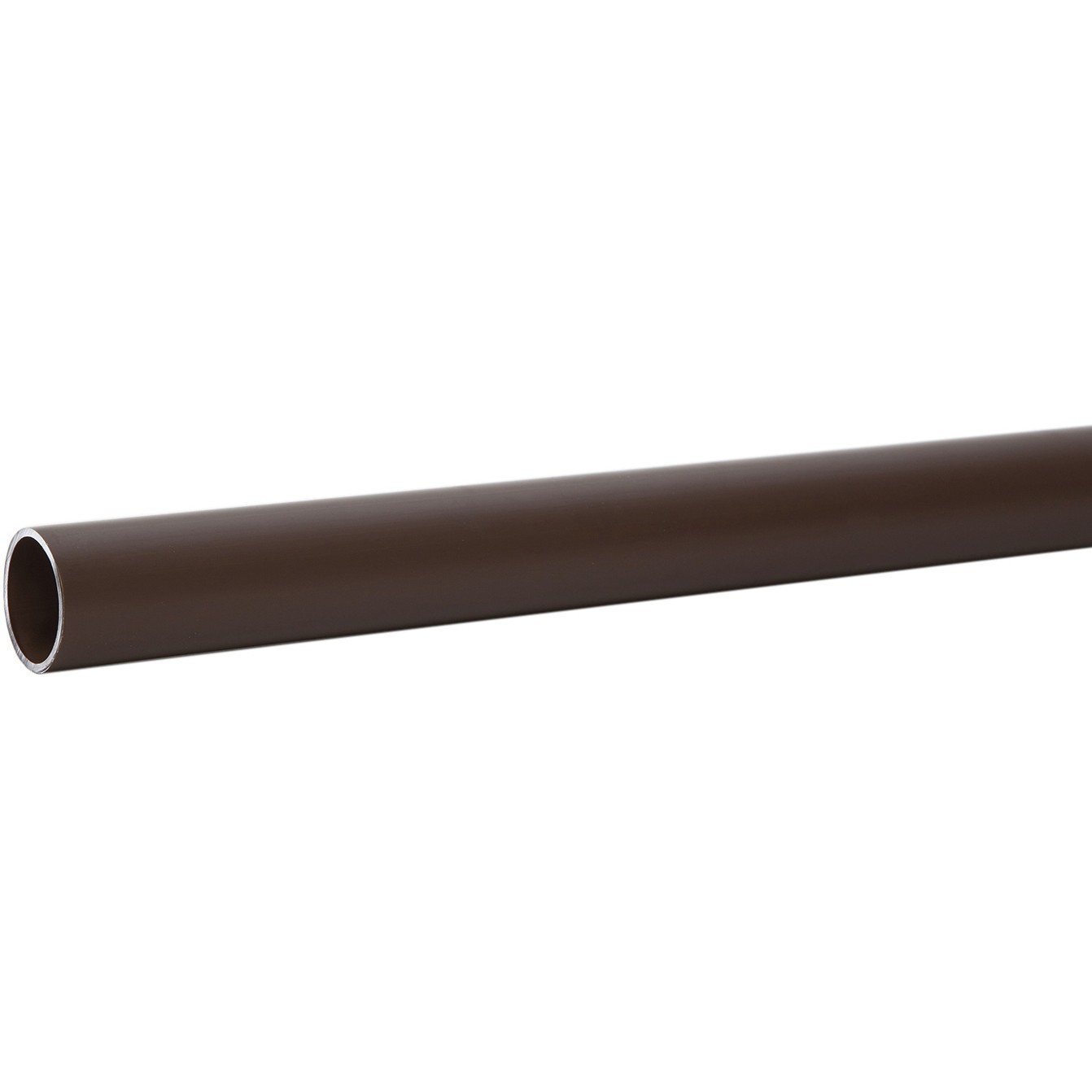 Polypipe 32mm Push Fit Waste Pipe - Brown, 3 metre