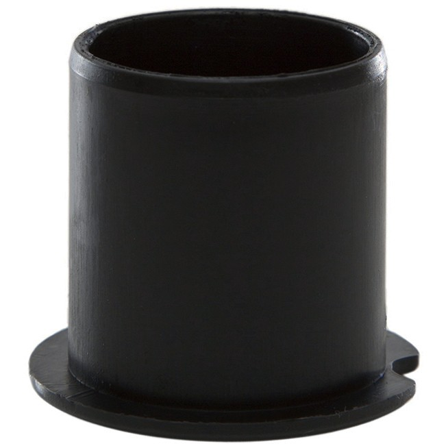 Polypipe 32mm Push Fit Waste Socket Plug - Black