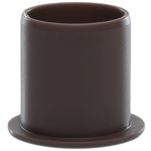 Polypipe 32mm Push Fit Waste Socket Plug - Brown