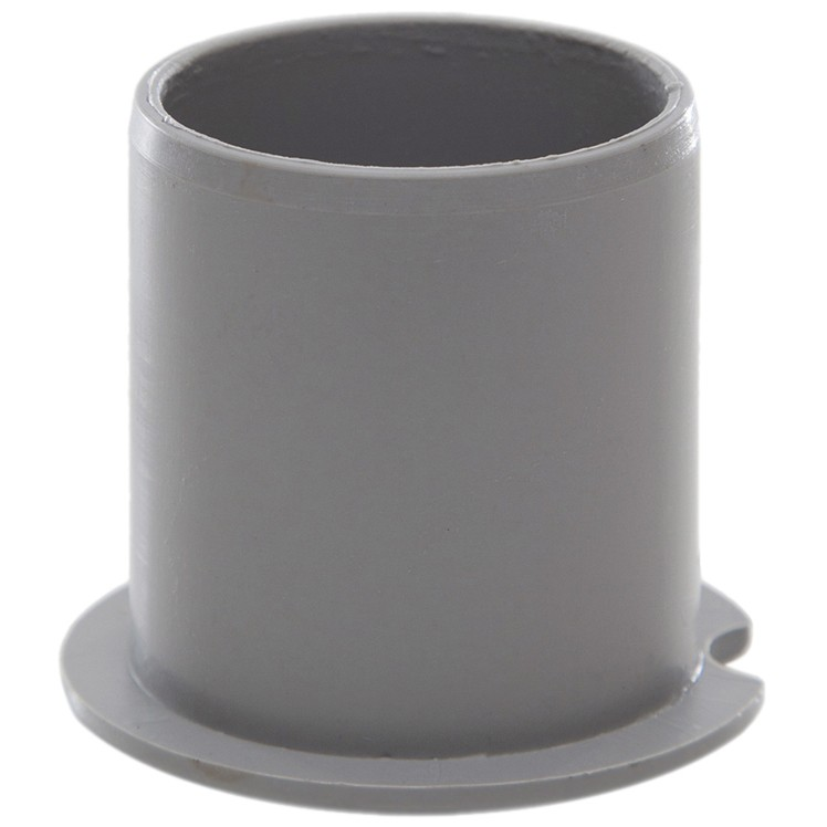 Polypipe 32mm Push Fit Waste Socket Plug - Grey