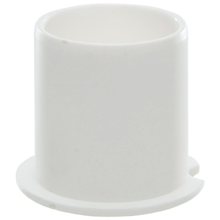 Polypipe 32mm Push Fit Waste Socket Plug - White