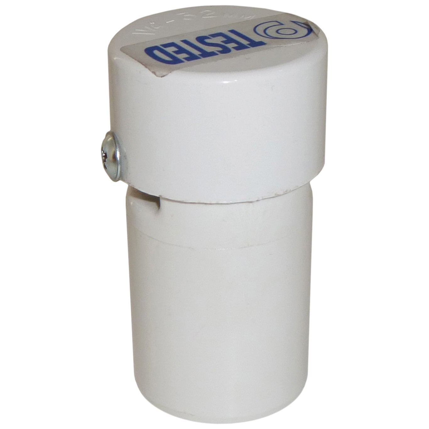 Polypipe 32mm Solvent Weld Waste Anti-Syphon Unit - White