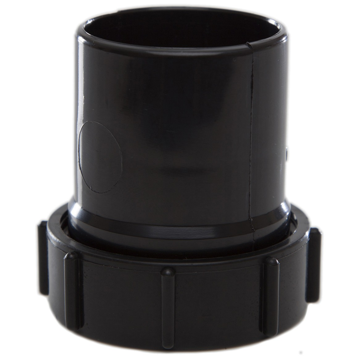 Polypipe 32mm Solvent Weld Waste Expansion Coupler - Black