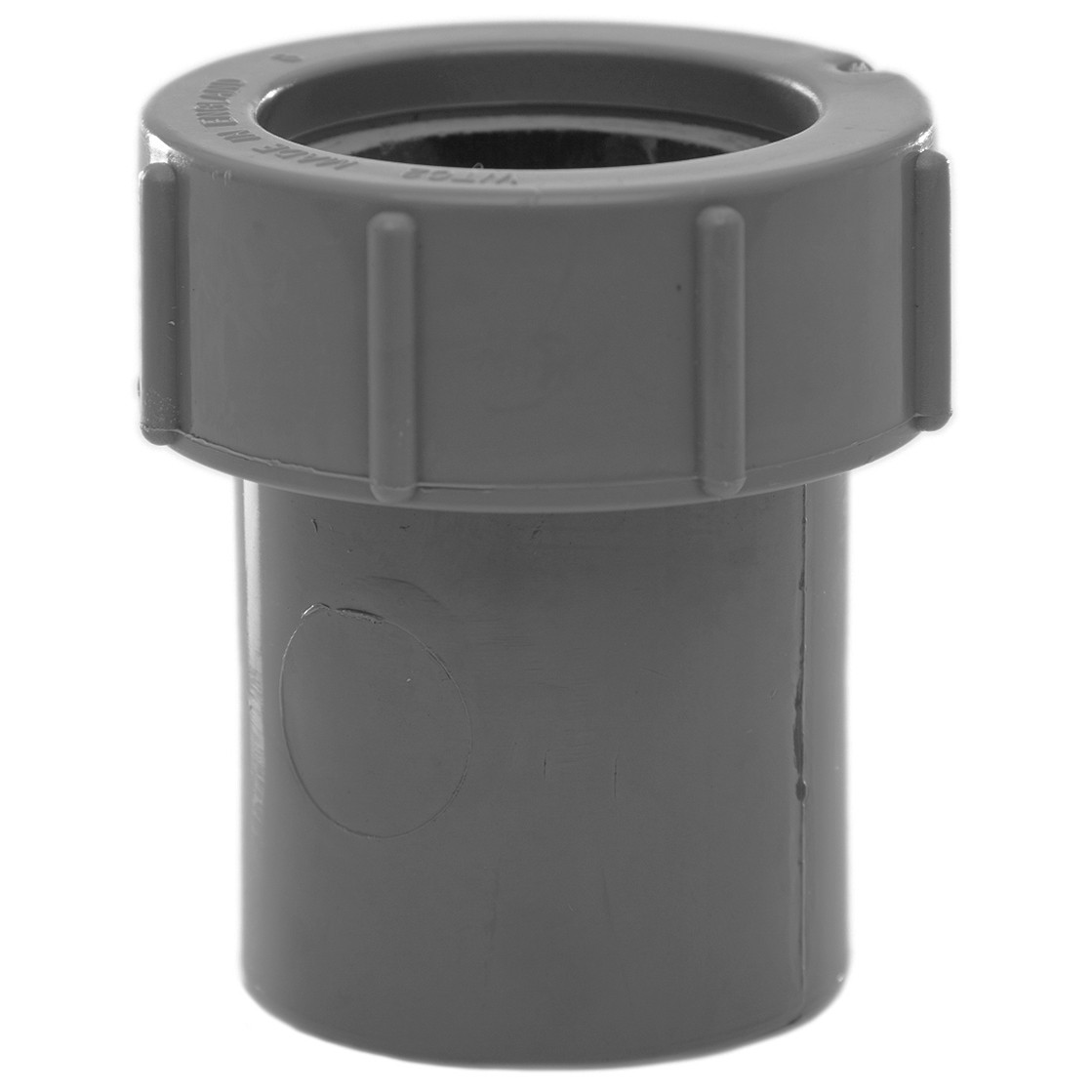 Polypipe 32mm Solvent Weld Waste Expansion Coupler - Grey