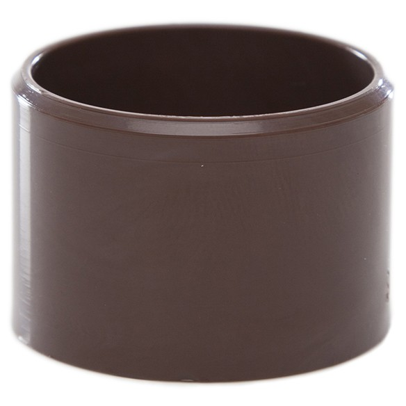 Polypipe 32mm Solvent Weld Waste Socket Plug - Brown
