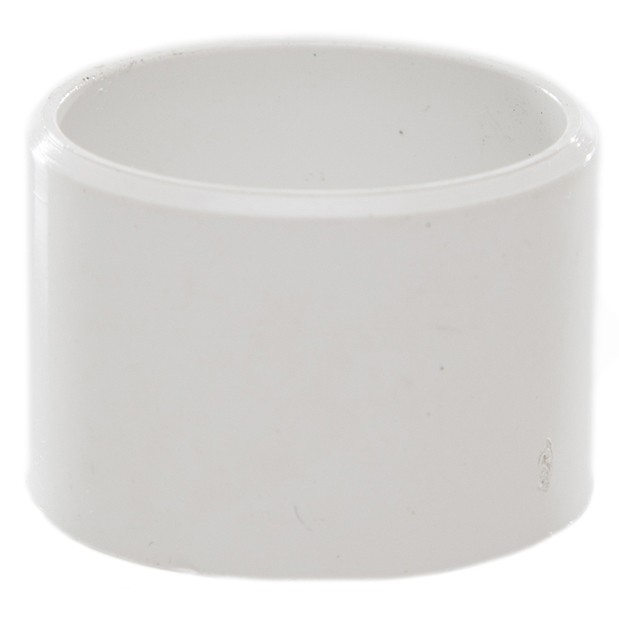 Polypipe 32mm Solvent Weld Waste Socket Plug - White