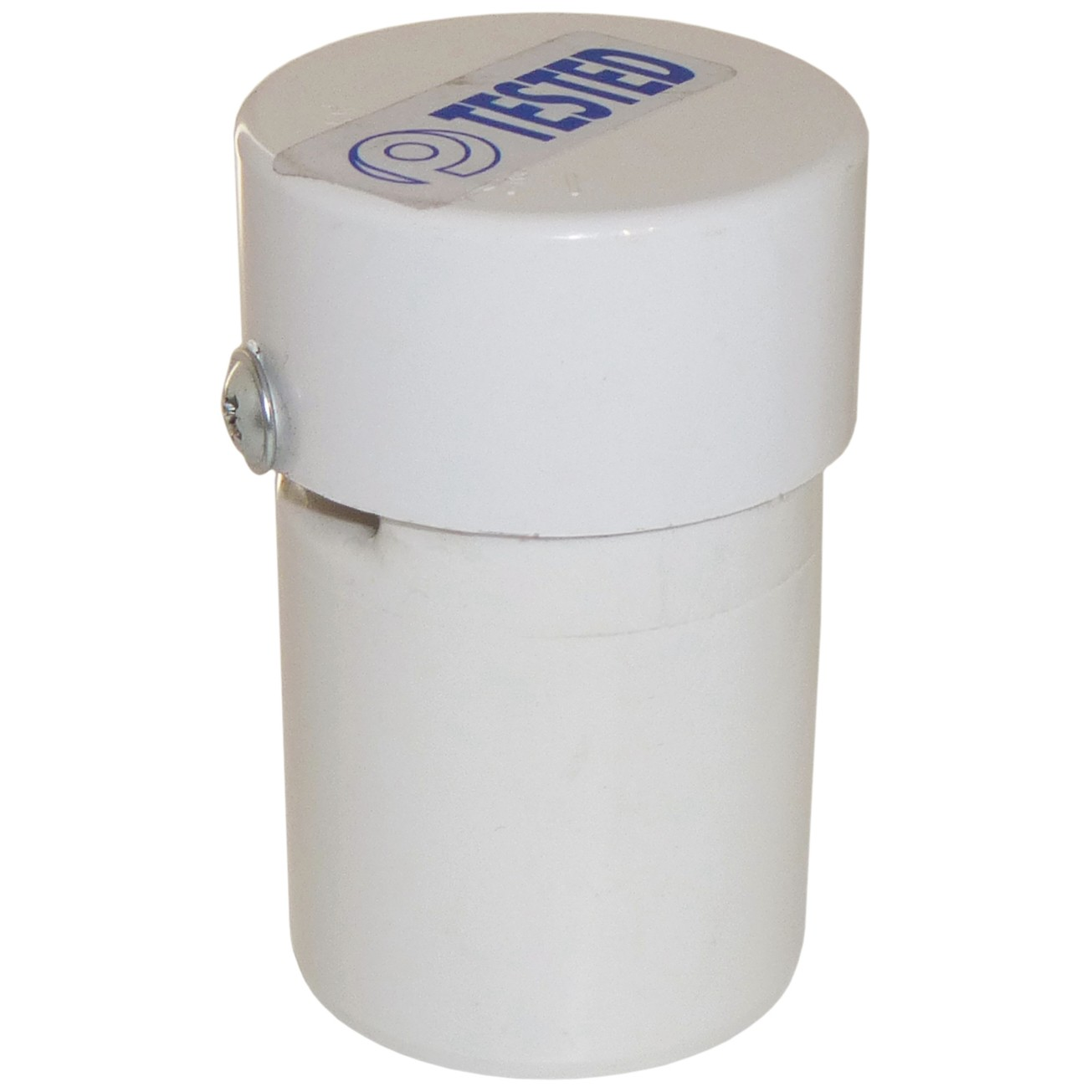 Polypipe 40mm Solvent Weld Waste Anti-Syphon Unit - White
