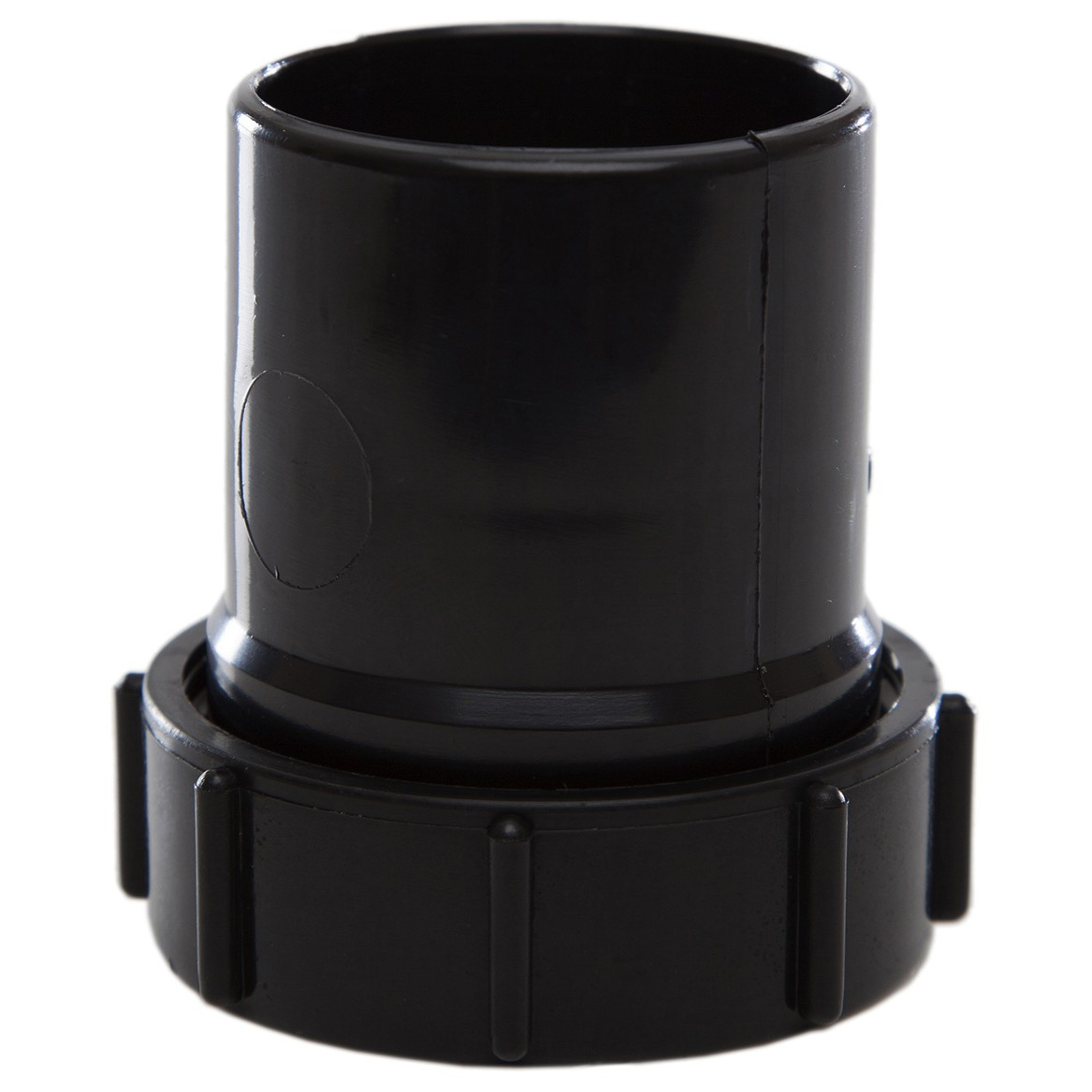 Polypipe 40mm Solvent Weld Waste Expansion Coupler - Black