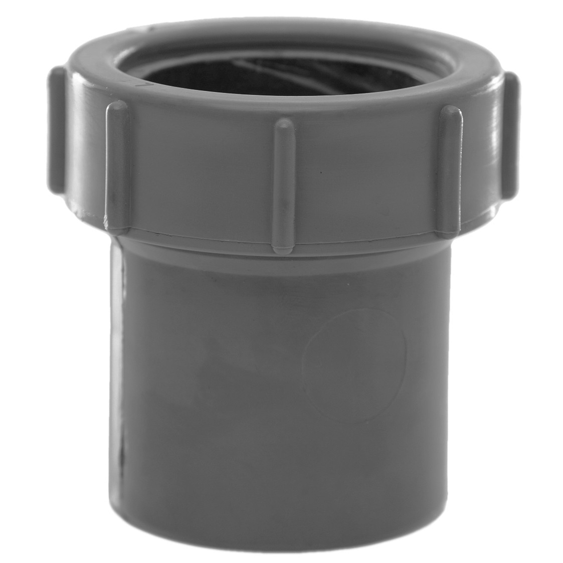 Polypipe 40mm Solvent Weld Waste Expansion Coupler - Grey