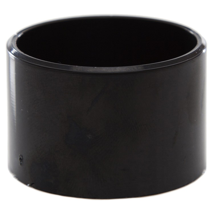 Polypipe 40mm Solvent Weld Waste Socket Plug - Black
