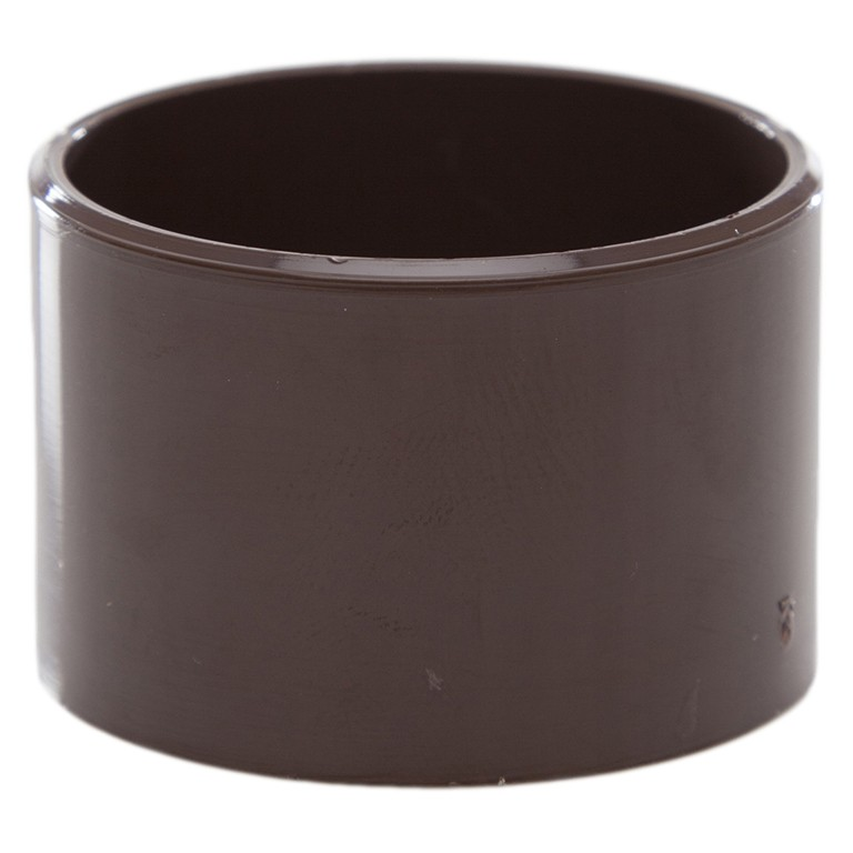 Polypipe 40mm Solvent Weld Waste Socket Plug - Brown