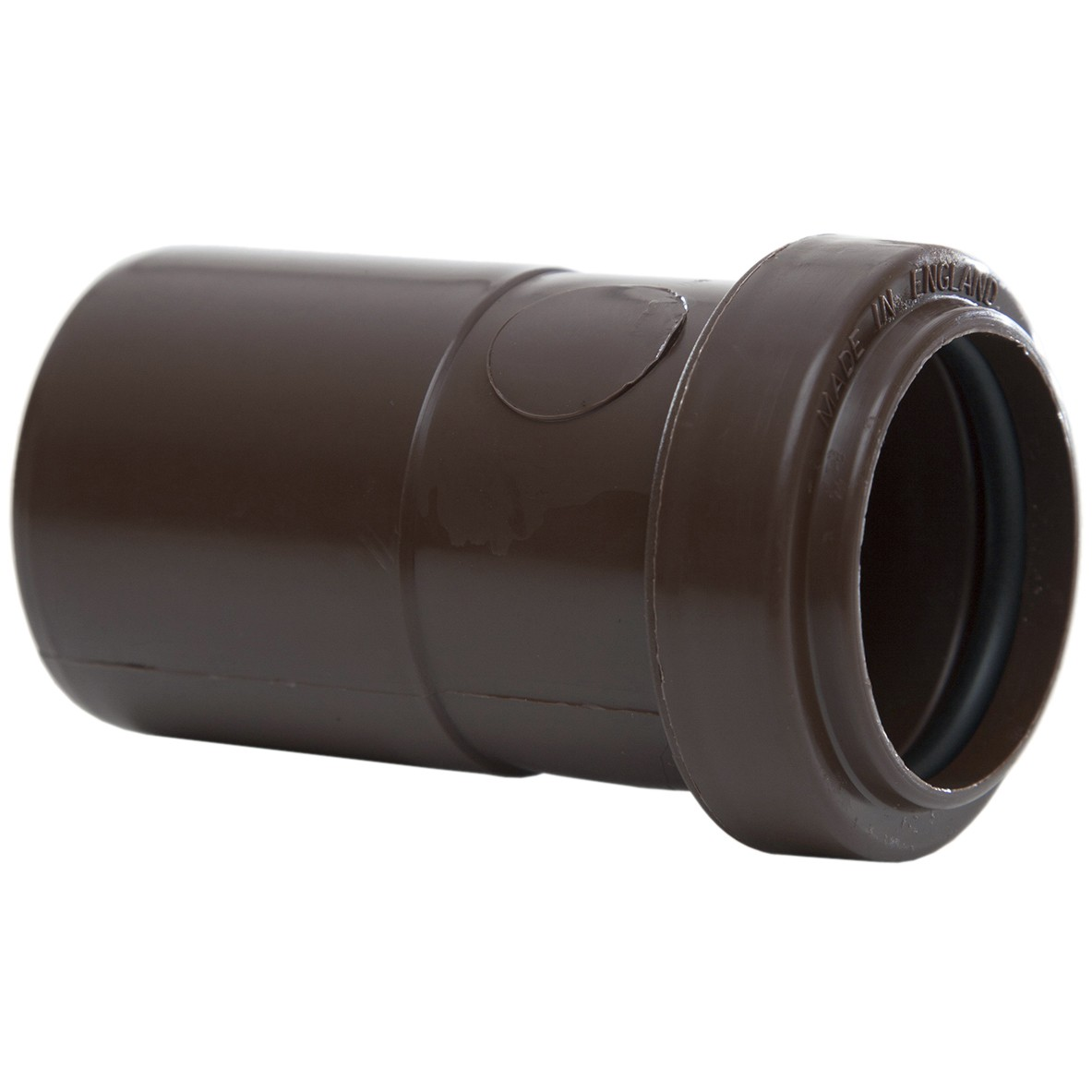 Polypipe 40mm to 32mm Push Fit Waste Reducer - Brown