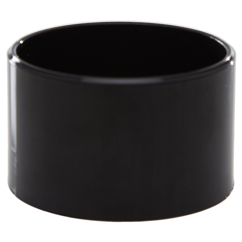 Polypipe 50mm Solvent Weld Waste Socket Plug - Black