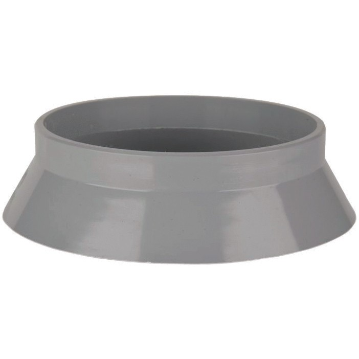 Polypipe 82mm Soil Weathering Collar - Grey
