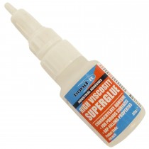 Bond It High Viscosity Superglue - Clear, 20g