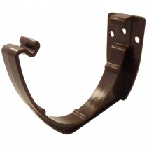 Freeflow 116mm Deep Gutter Fascia Bracket - Brown