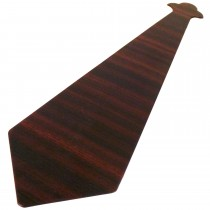 Freefoam Roofline Decorative Finial - Woodgrain Mahogany