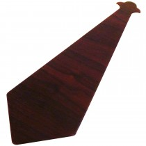Freefoam Roofline Decorative Finial - Woodgrain Rosewood