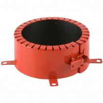 Polypipe 110mm Fire Protection Sleeve (4 Hour) - Red