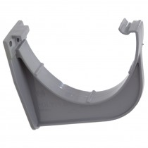 Polypipe 117mm Polyflow Deep Capacity Gutter Fascia Bracket - Grey