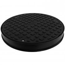 Polypipe 320mm Round PVC Chamber Cover and Frame - Black