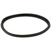 Polypipe 460mm Underground Drainage Riser Sealing Ring - Black