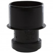 Polypipe 50mm to 32mm Push Fit Waste Reducer - Black