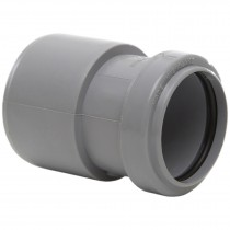 Polypipe 50mm to 40mm Push Fit Waste Reducer - Grey