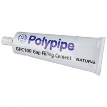 Polypipe Gap Filling Cement - Clear, 140g