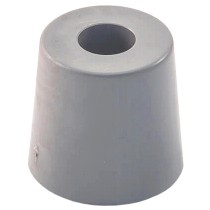Polypipe Rainwater Downpipe Clip Spacer - Grey, 32mm