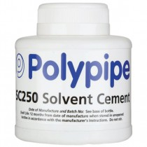 Polypipe Solvent Cement - 250ml