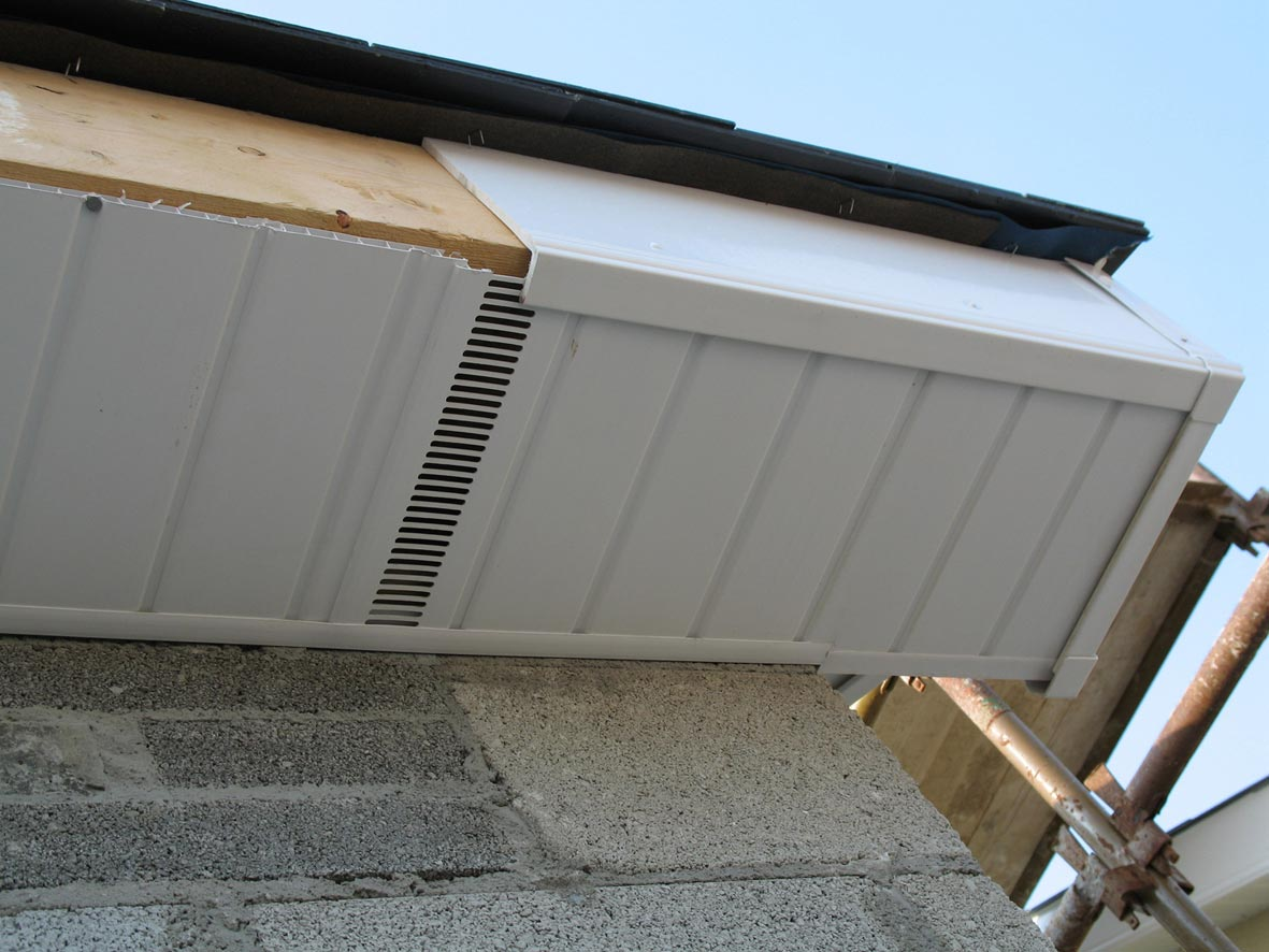 Plastic Supplies Direct Fascia and Soffit #1
