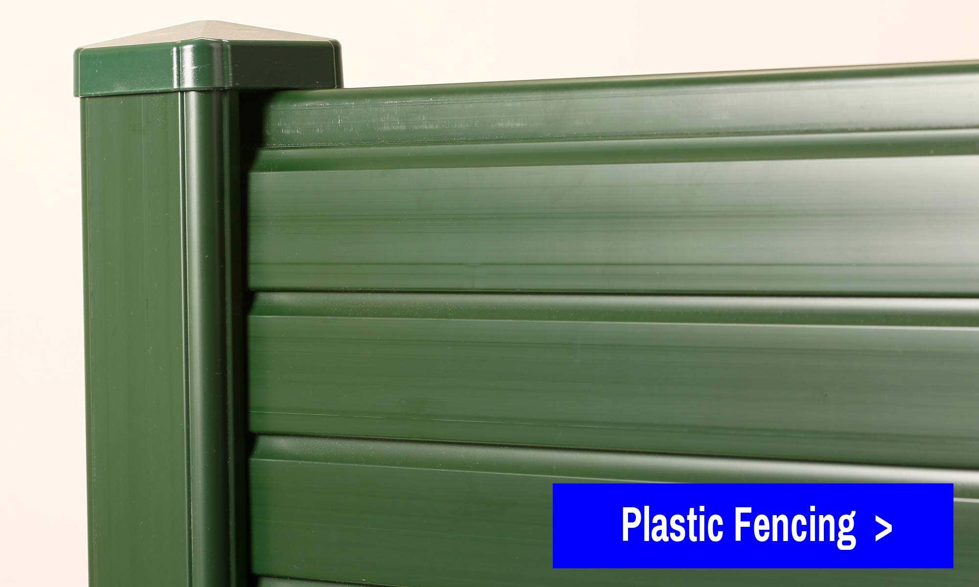 Plastic Fence Posts